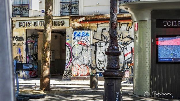 Graffiti Street Scene copy